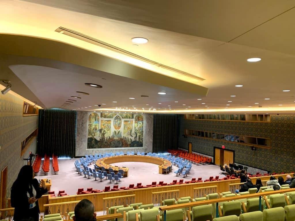 联合国安全理事会